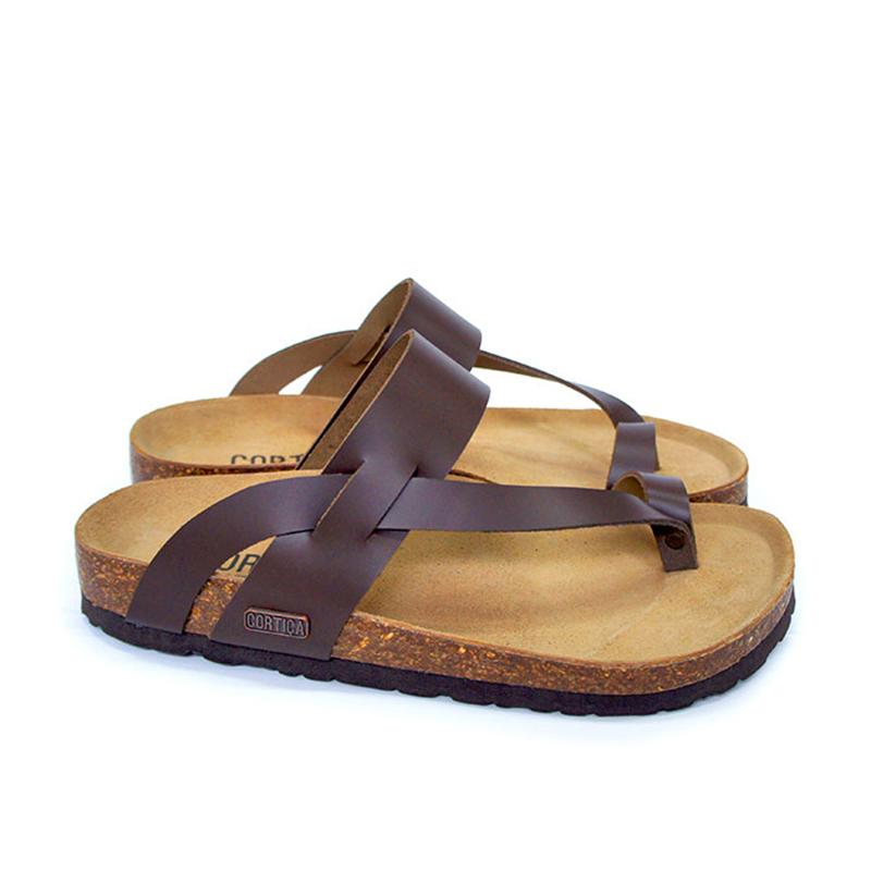 Cortica Seven Sandals CM-2009 Dark Brown