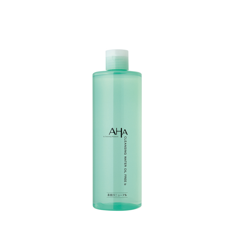 BCL 400ML Cleansing Water with AHA