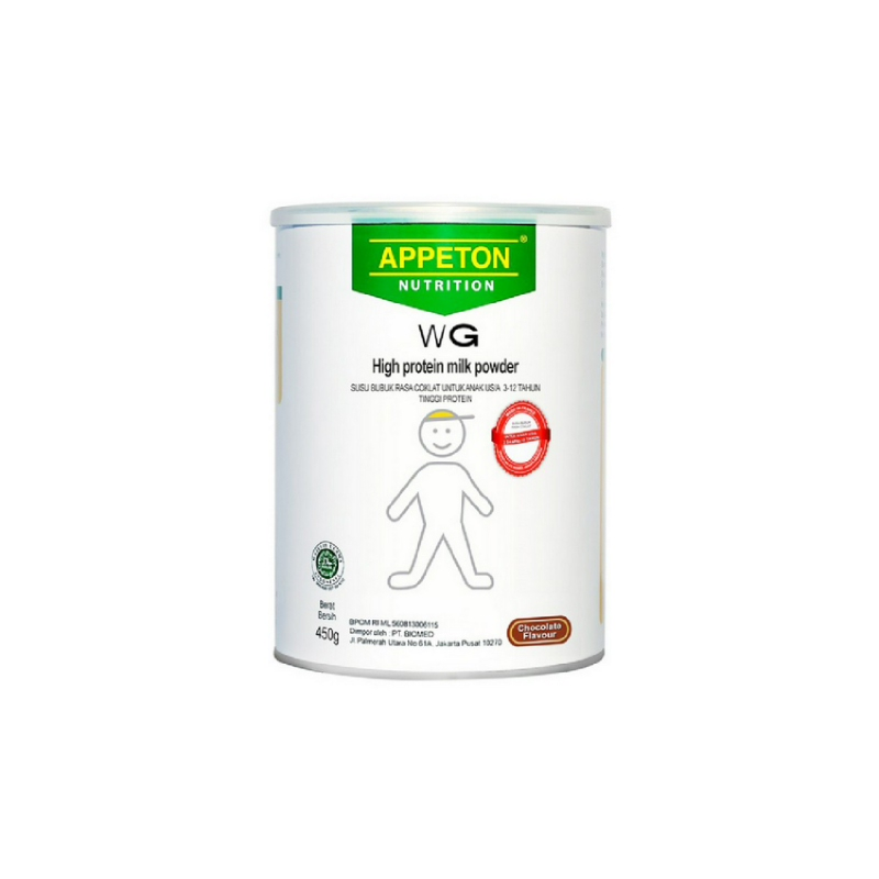 Appeton Weight Gn Child 450G