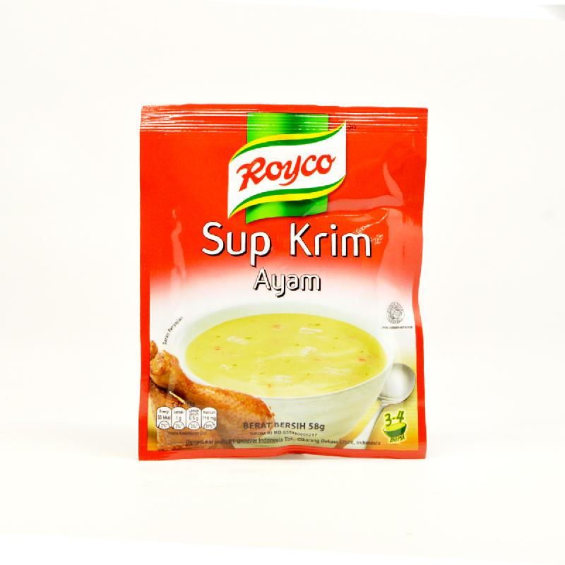 Royco Cream Of Chicken 58 Gram