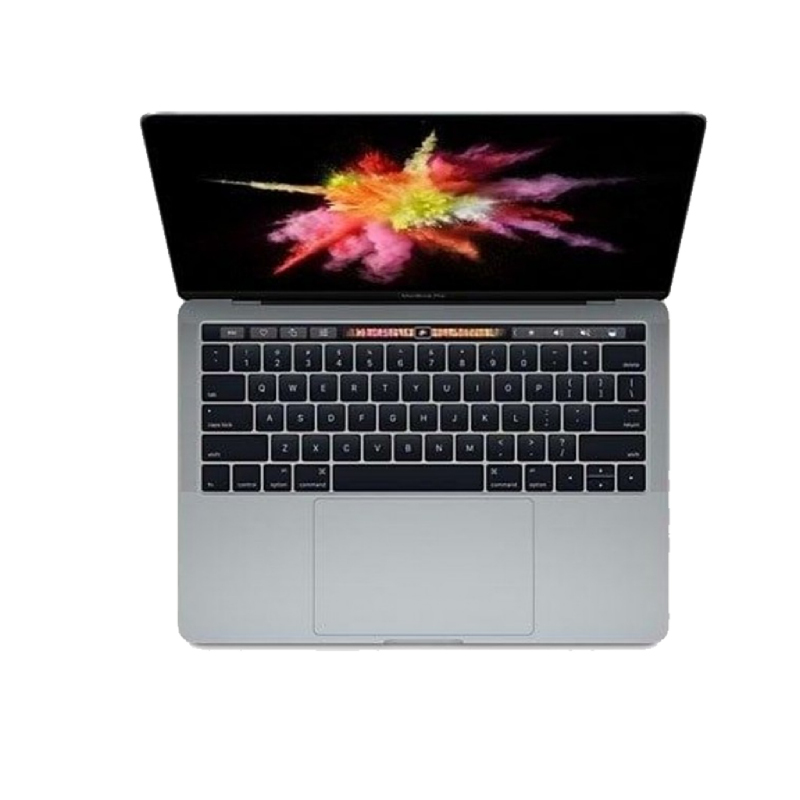APPLE MacBook Pro with Touch Bar [MR9U2ID-A] - Silver