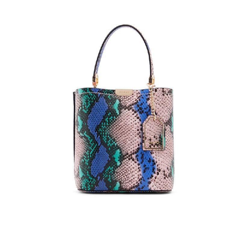 Aldo Handbags Bucket Loiret-310-Medium Green