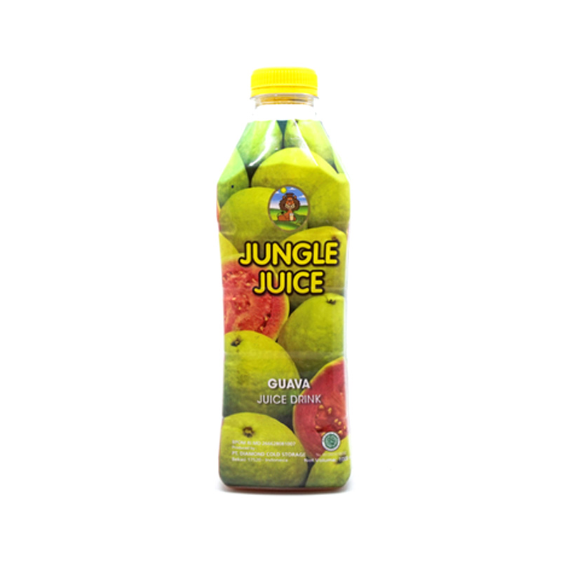 Jungle Juice Guava 1 Ltr