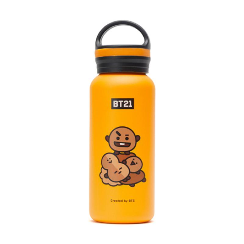 BT21 Shooky Handle Thermos Bottle 473ml