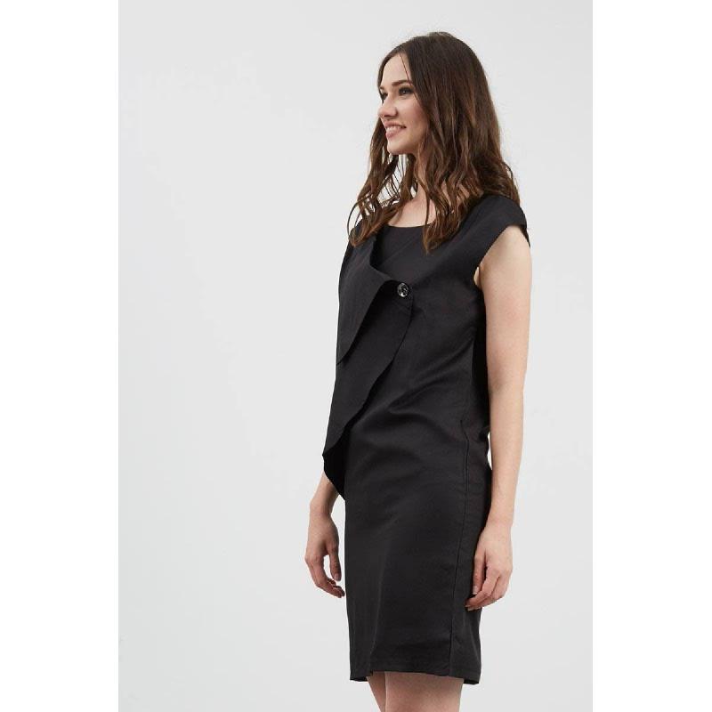 GW Kiel Dress in Black