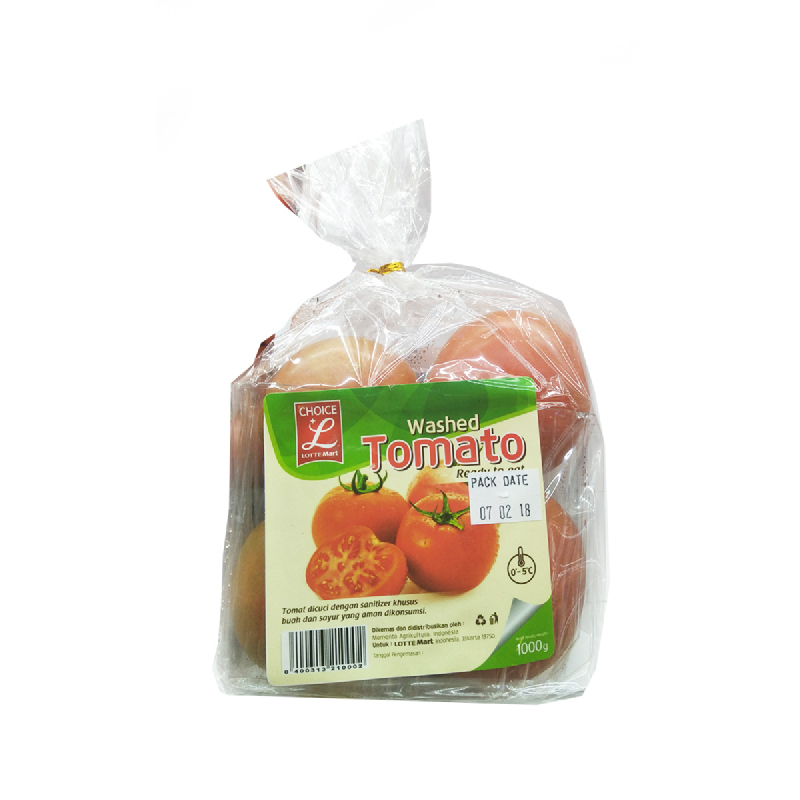 Cl Washed Tomato 1000 G