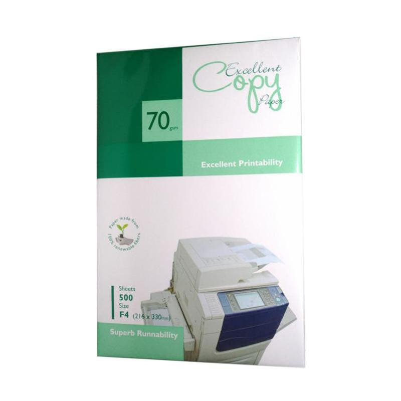 Bola Dunia Excelent Copypaper F4 70 Gr