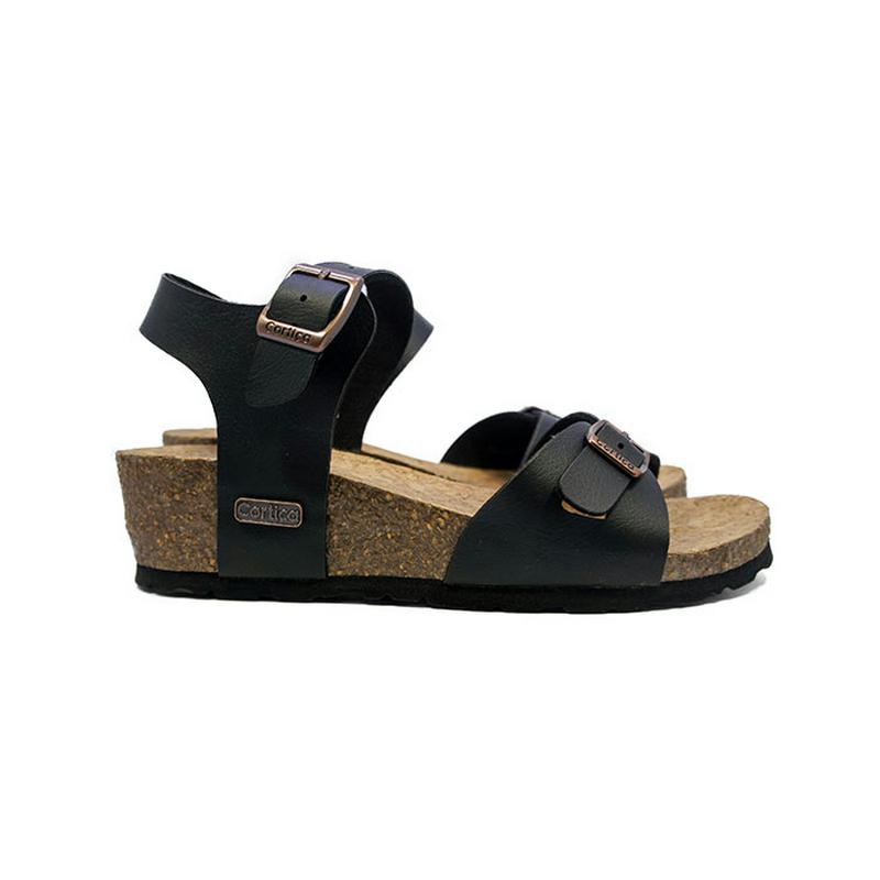 Cortica Umbrella Sandals CW - 4004 Black