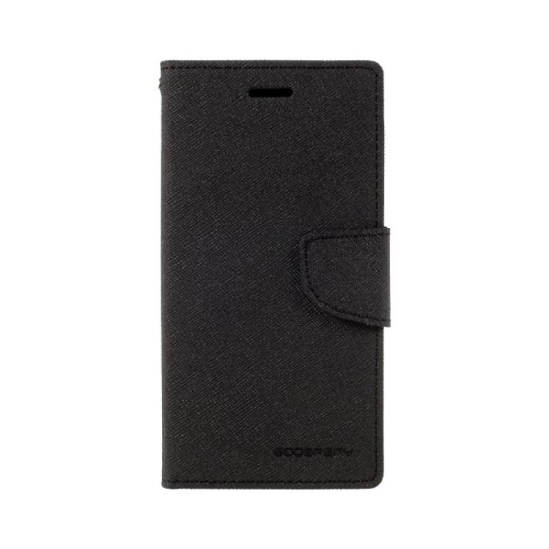 Goospery Fancy Diary Samsung Galaxy A3 2017  - Hitam
