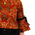 Batik Semar Zilda Pi Boket Seruni Blouse Red