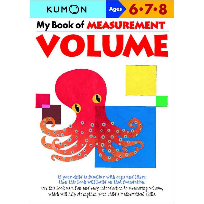 Kumon  My Book of Measurement Volume