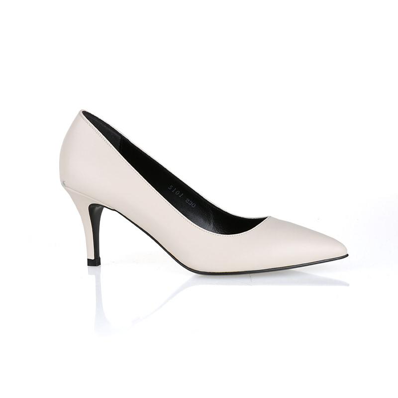 Helena&Kristie - HP5101 Heels Ivory (Size 37)
