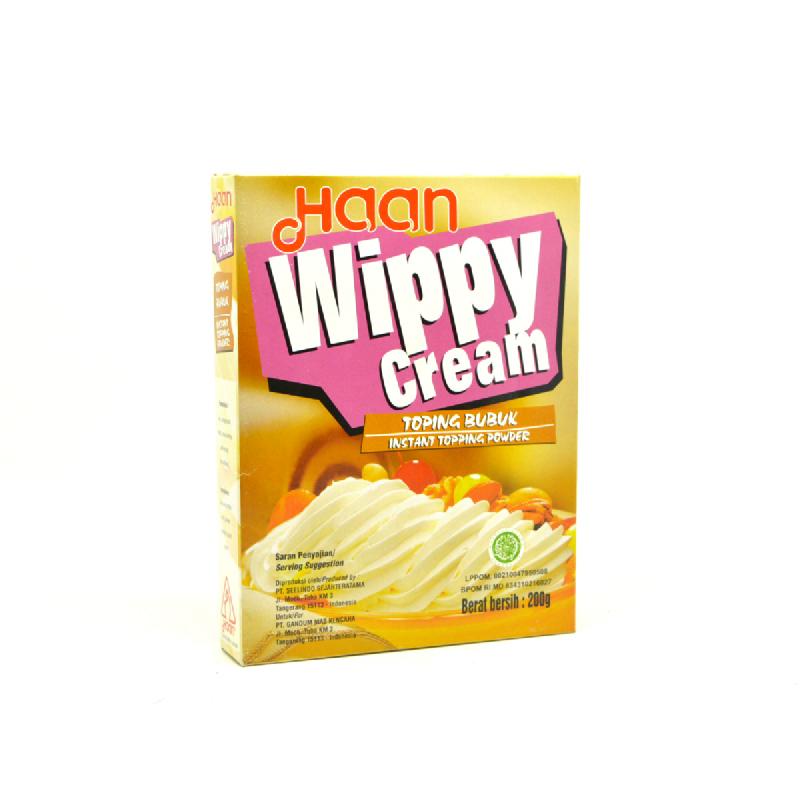 Wippy Instant Powder 200 Gram