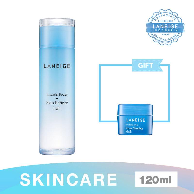 000000479592 Laneige Power Skin Refiner Light 200Ml +  Water Sleeping Mask 15Ml