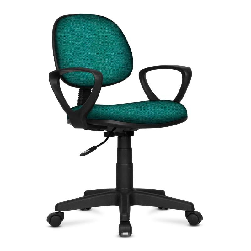 Kursi kantor (Kursi kerja) HP Series - HP02 Peacock Green