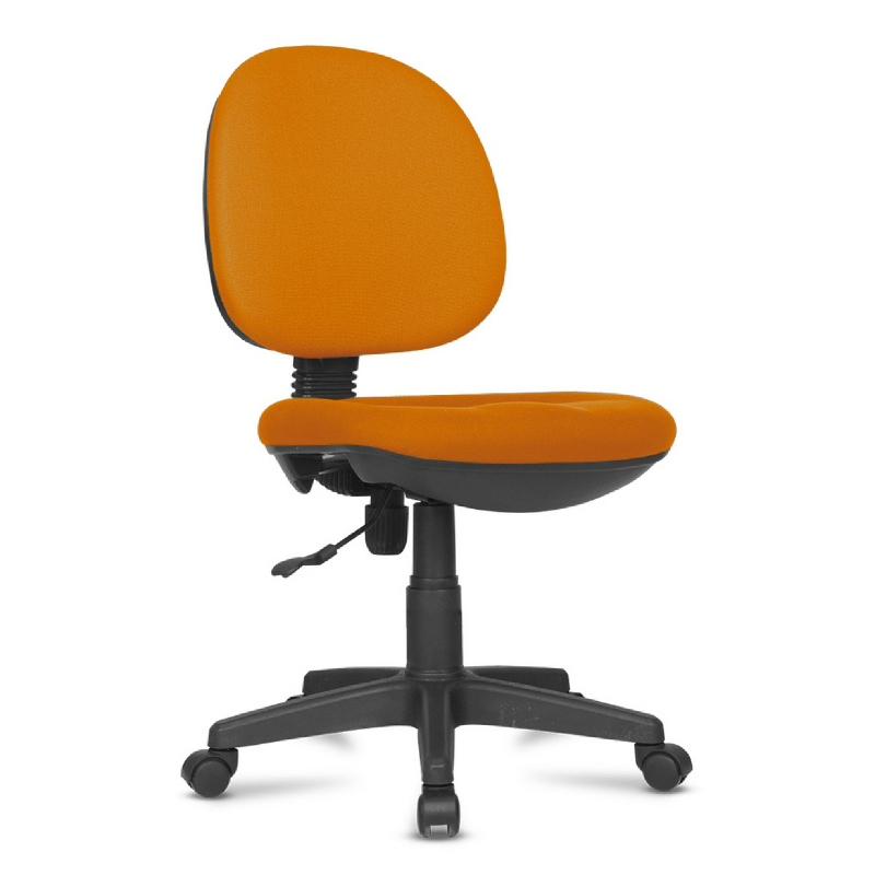 Kursi kerja kursi kantor BK Series - BK23 Lucky Orange