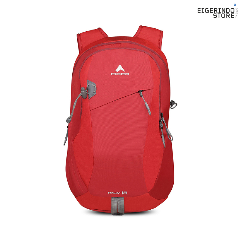 Eiger Rally Daypack 18L - Red