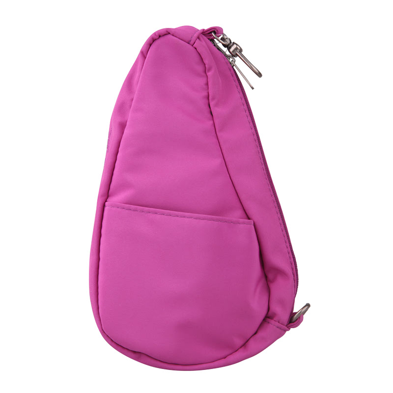 Healthy Back Bag Microfibre Mulberry