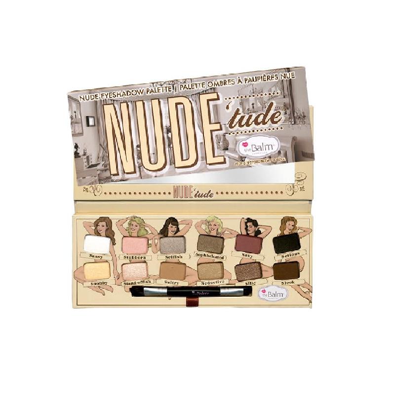 The Balm Nudetude Pallete