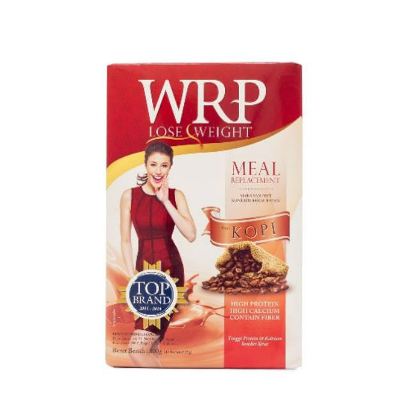 Wrp Lose Weight Coffee Box 12 S X 25gr