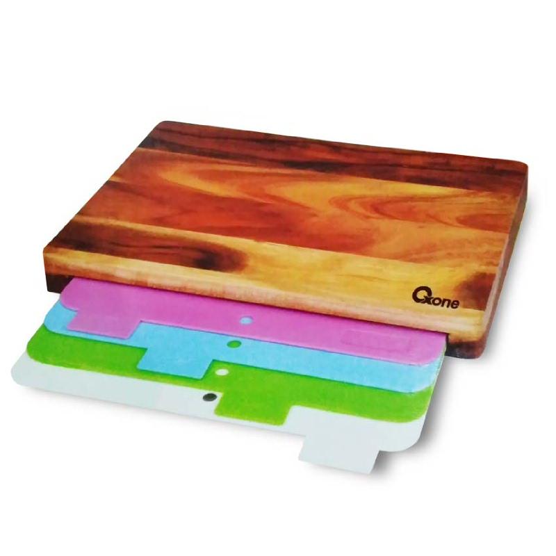 Rainbow Cutting Board Set