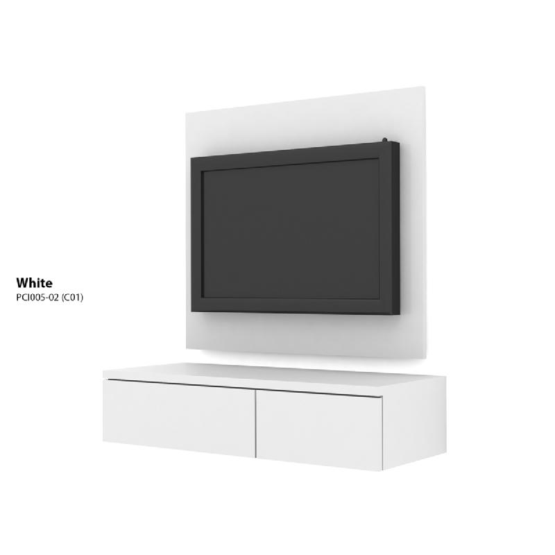 Case Cabinet TV Panel Desert Oak - Dark Grey PCI005-02-C12-C02