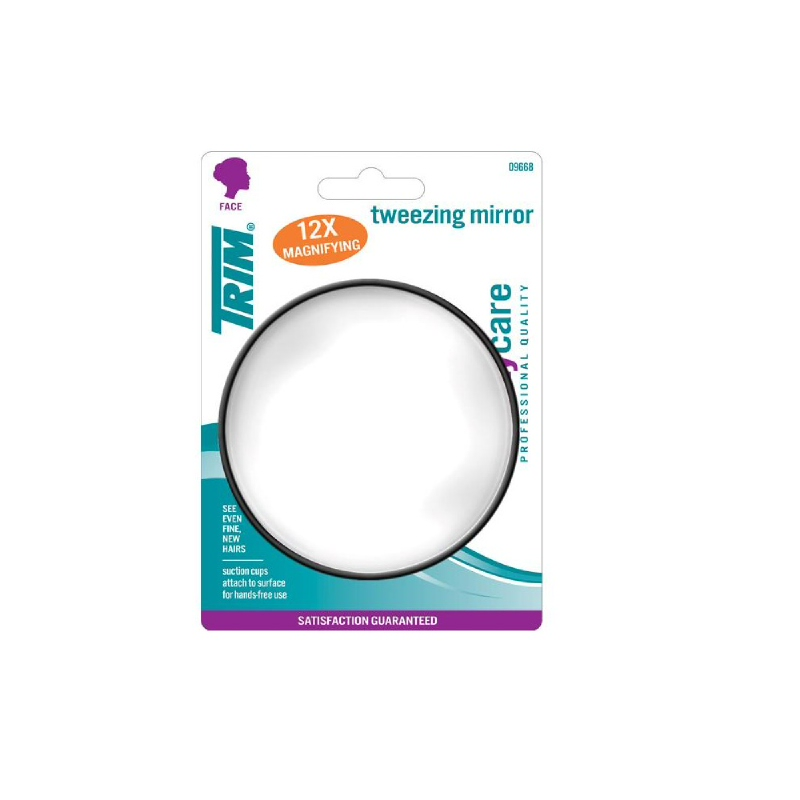 5-281B Trim 12x Magnifying Mirror