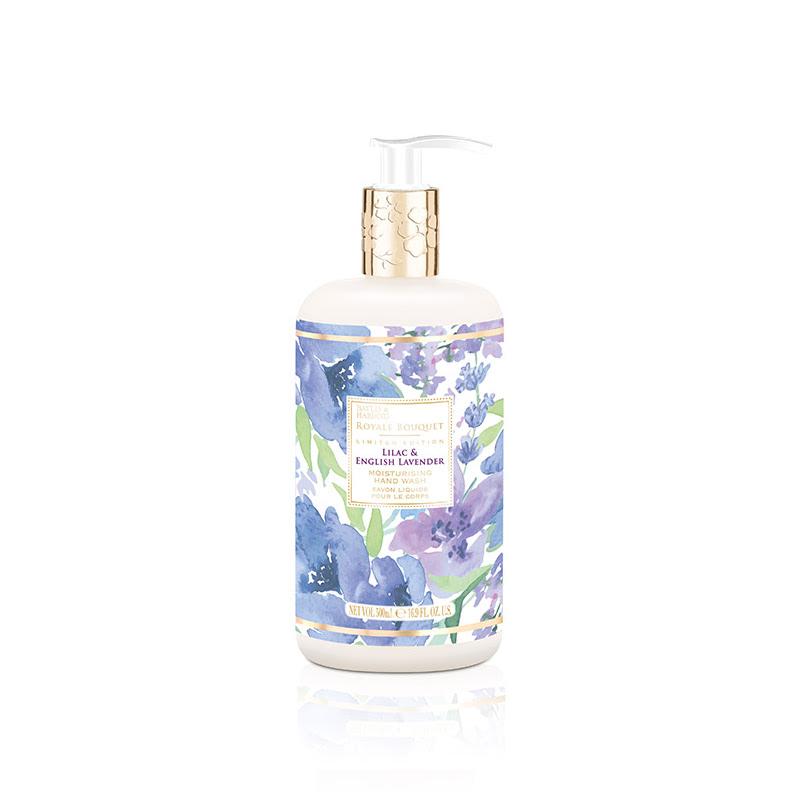 Baylis & Harding Royal Bouquet Lilac & Lavendere 500 Ml Hand Wash