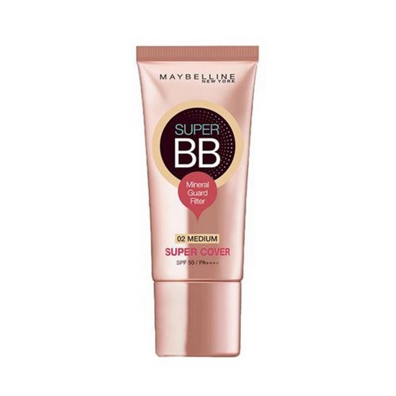 Maybelline BB Cream Super Cover - 02 Medium 30 ml