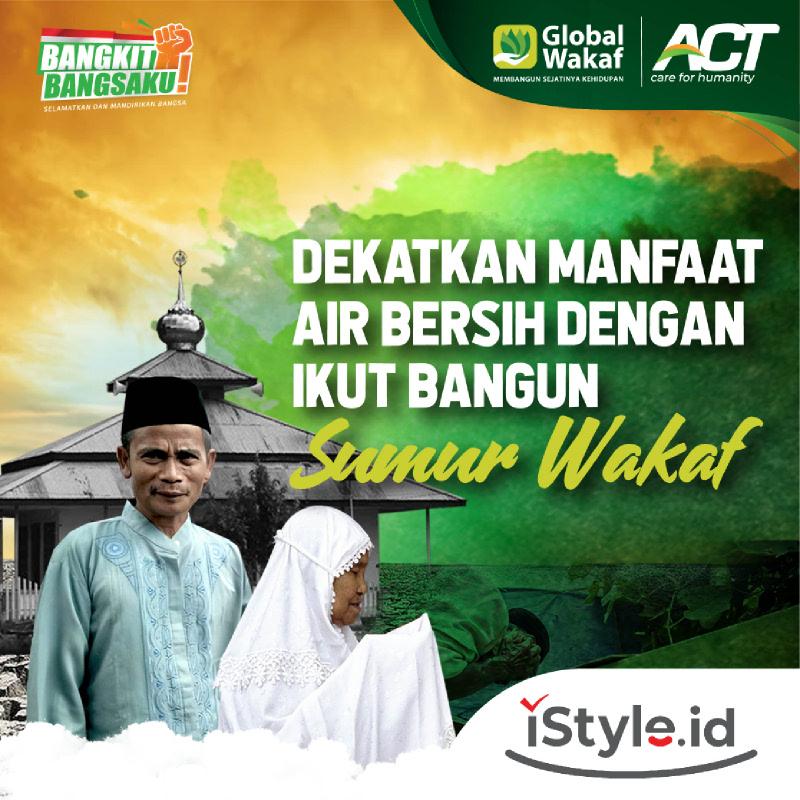 ACT Sumur Wakaf Keluarga Kolektif 25K