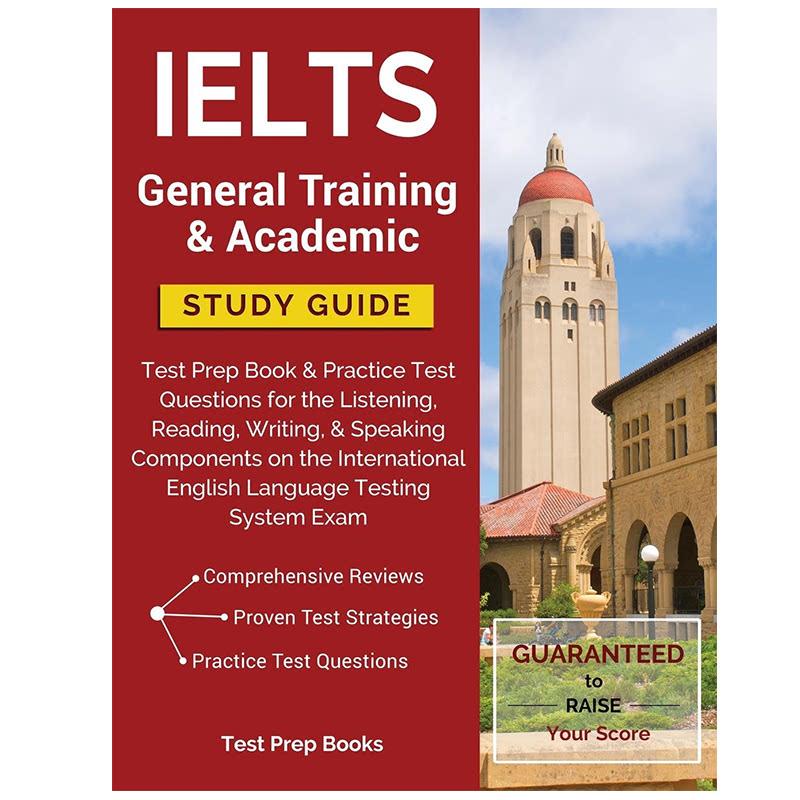 IELTS General Training & Academic Study Guide