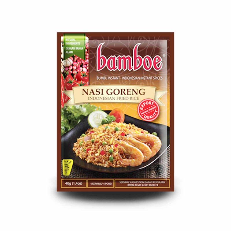 Bamboe Bumbu Nasi Goreng 40 Gr