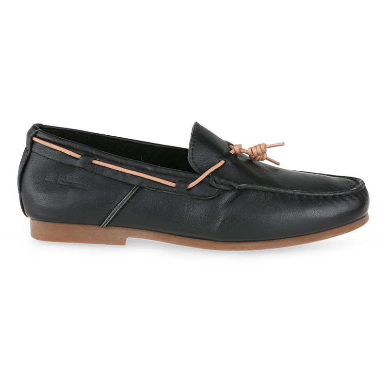 Andrew Walker Loafers Pria Hitam
