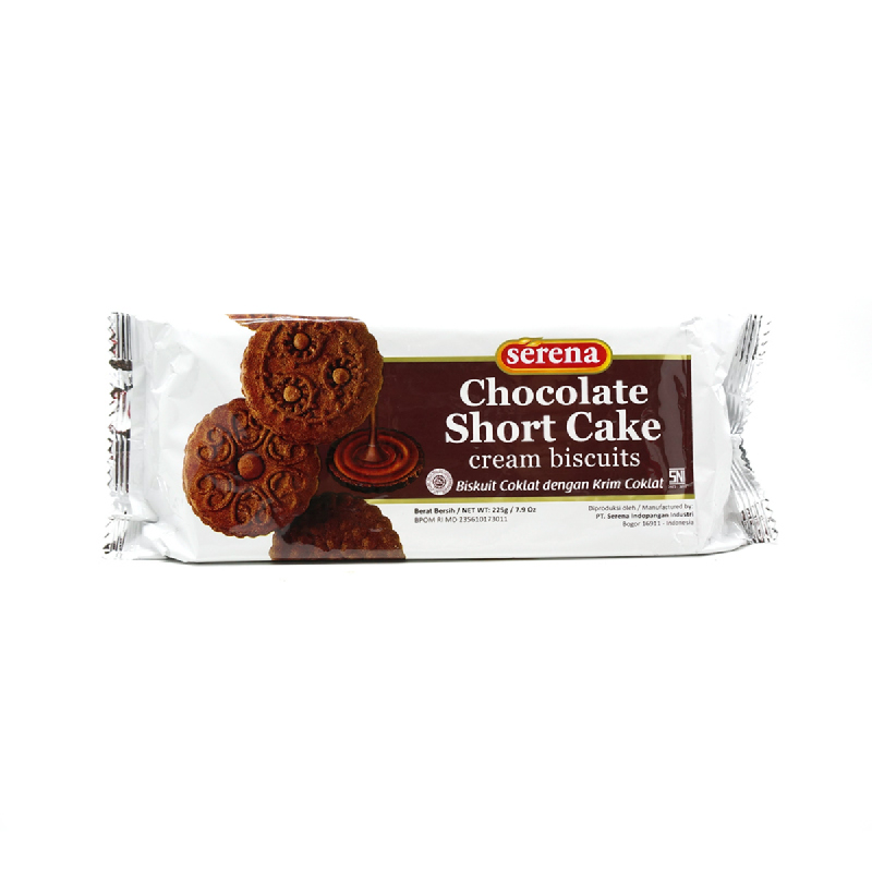 Serena Choco Shortcake 225g