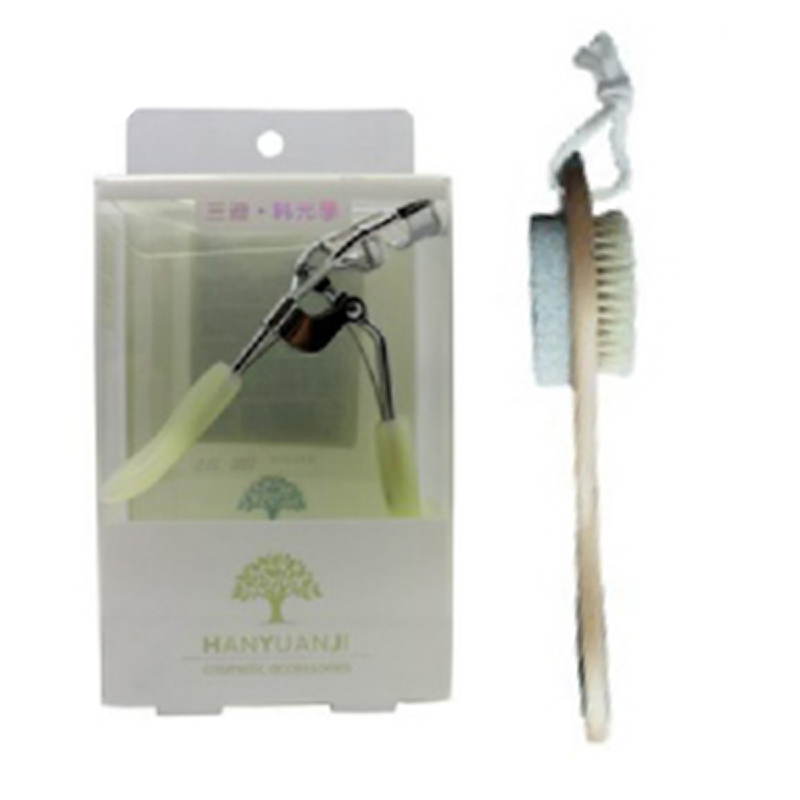 Copia Eyelash Curler Original + Copia 4 In 1 Brush