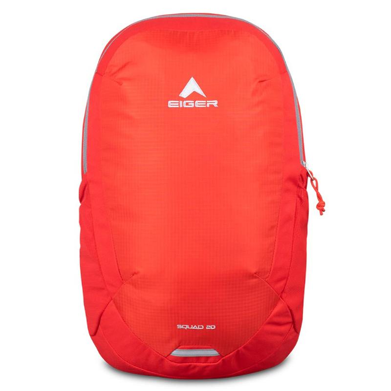 EIGER Squad Daypack 20L - Red