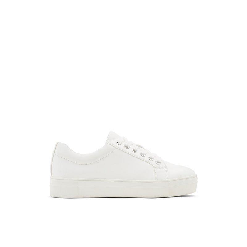 ALDO Ladies Footwear Sneakers LOVIRECLYA-100-Bright White