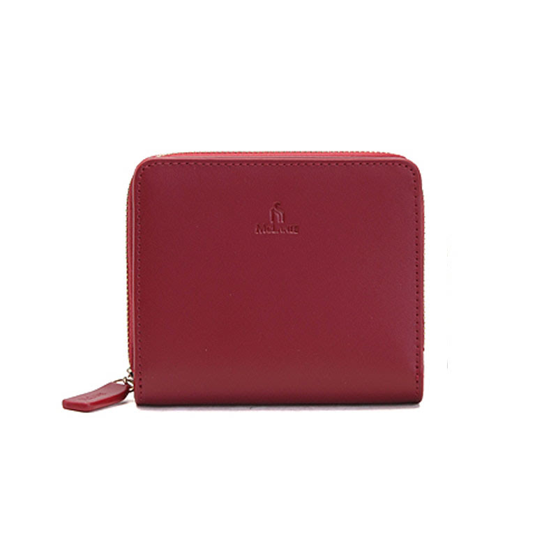 Bifolds Wallet MW_0007 Wine