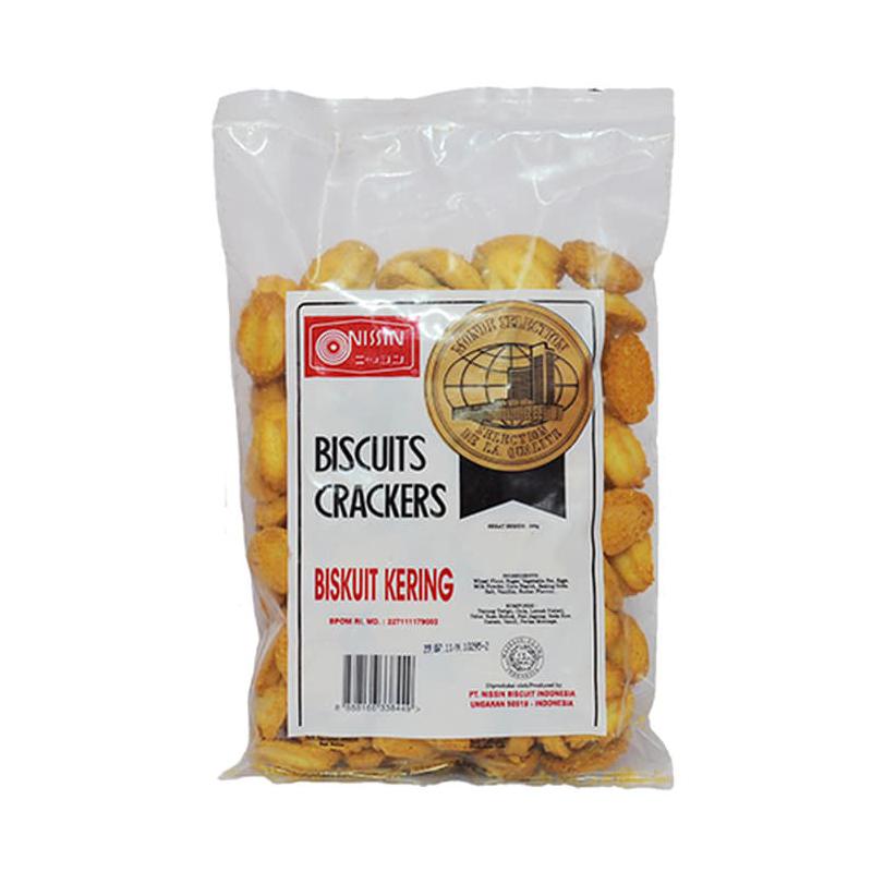Nissin Biskuit Kering 300 gr