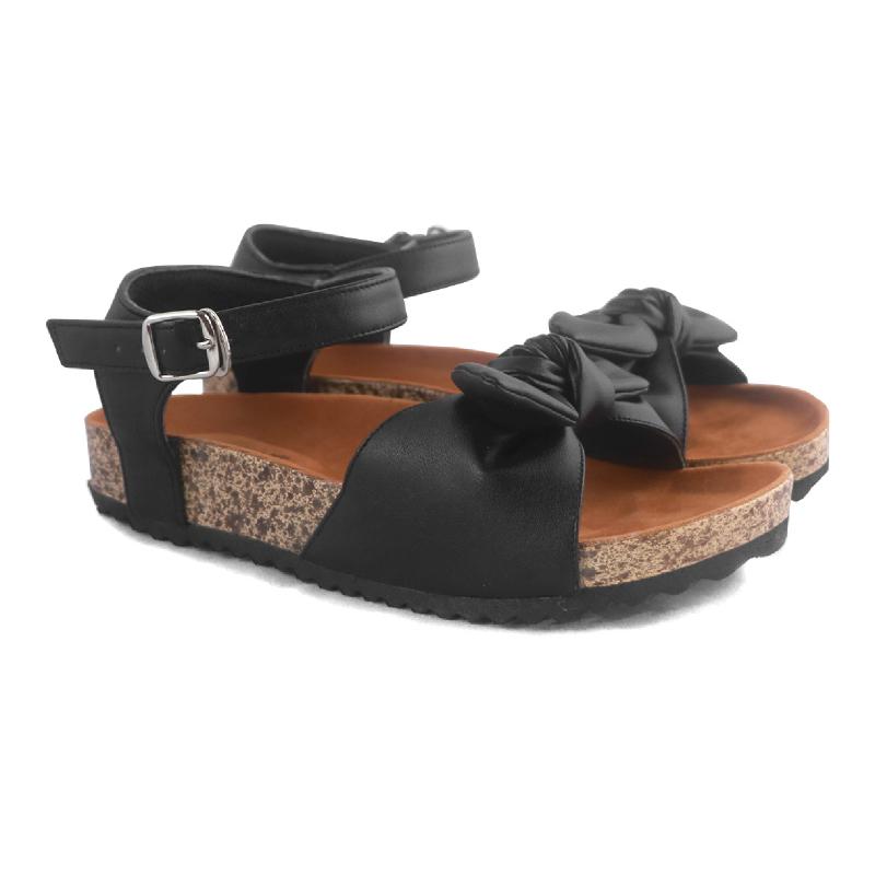 Alivelovearts Sandals Alexa Black