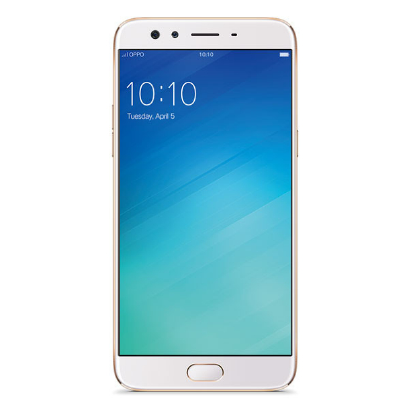 Oppo F3 Plus Smartphone - Gold [4GB,64GB]