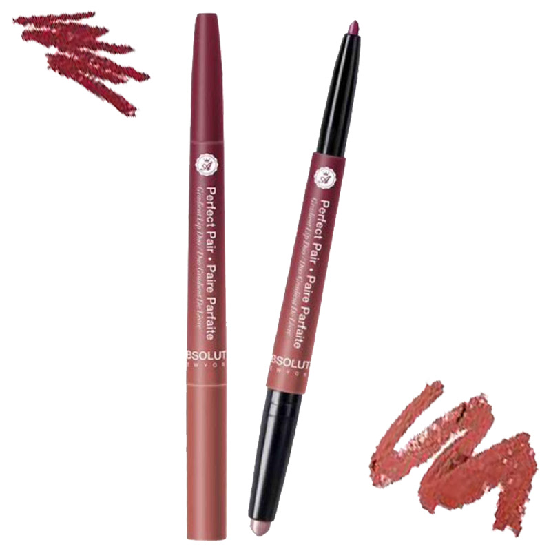 Absolute New York Perfect Pair Duo Parfait Lip Duo Old Hollywood