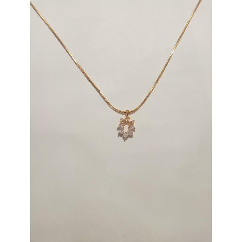 Ballin - Women Necklace FF N0057G Gold