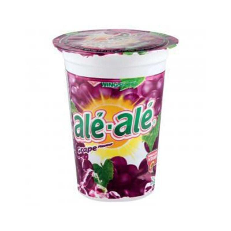 Ale-Ale Cup Rasa Anggur 200ml