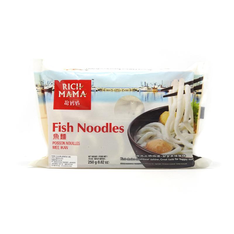 Rich Mama Fish Noodles 250G