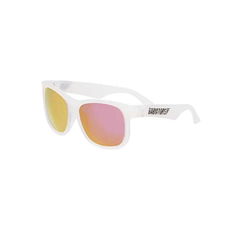 Babiators Navigator Pink Ice Junior Ages 0-2 Sunglasses