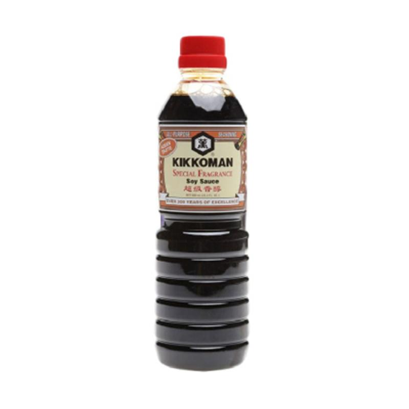 Kikkoman Special Fragrance 600 Ml