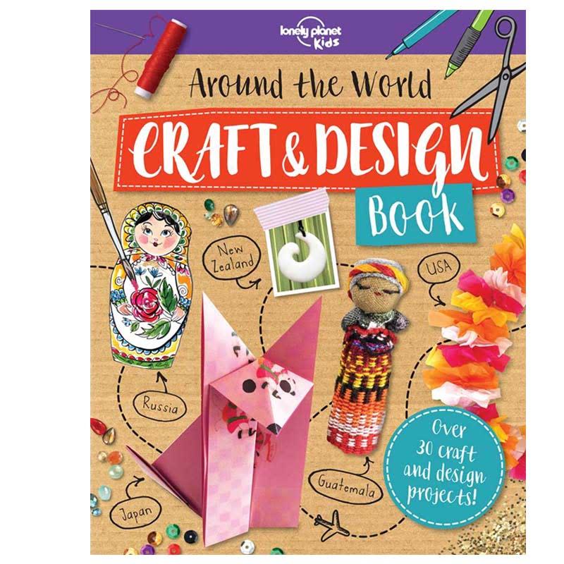 Around The World Craft And Design Book