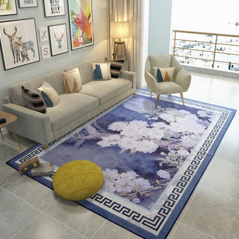 Karpet Fortunio Lembut 200x300 cm - Ungu