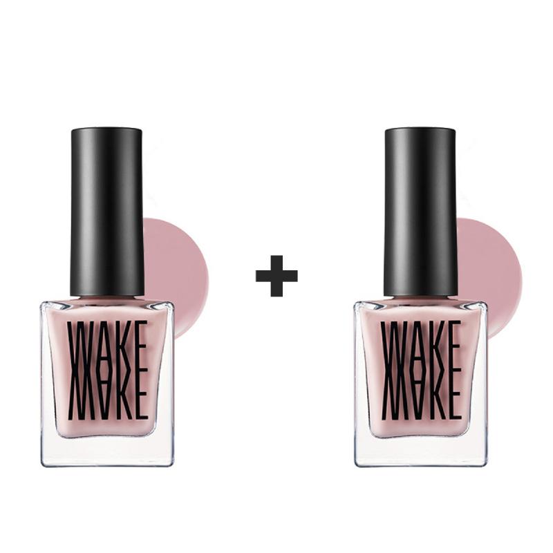 Wakemake Nail Gun - 18 Linen Pink (1+1)